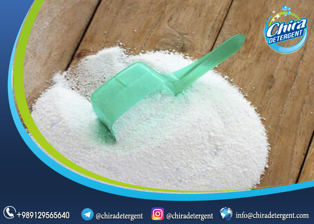 Detergent powder making raw material